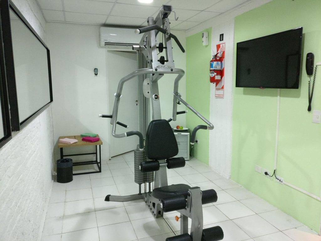 Anselmo Buenos Aires Gym 2