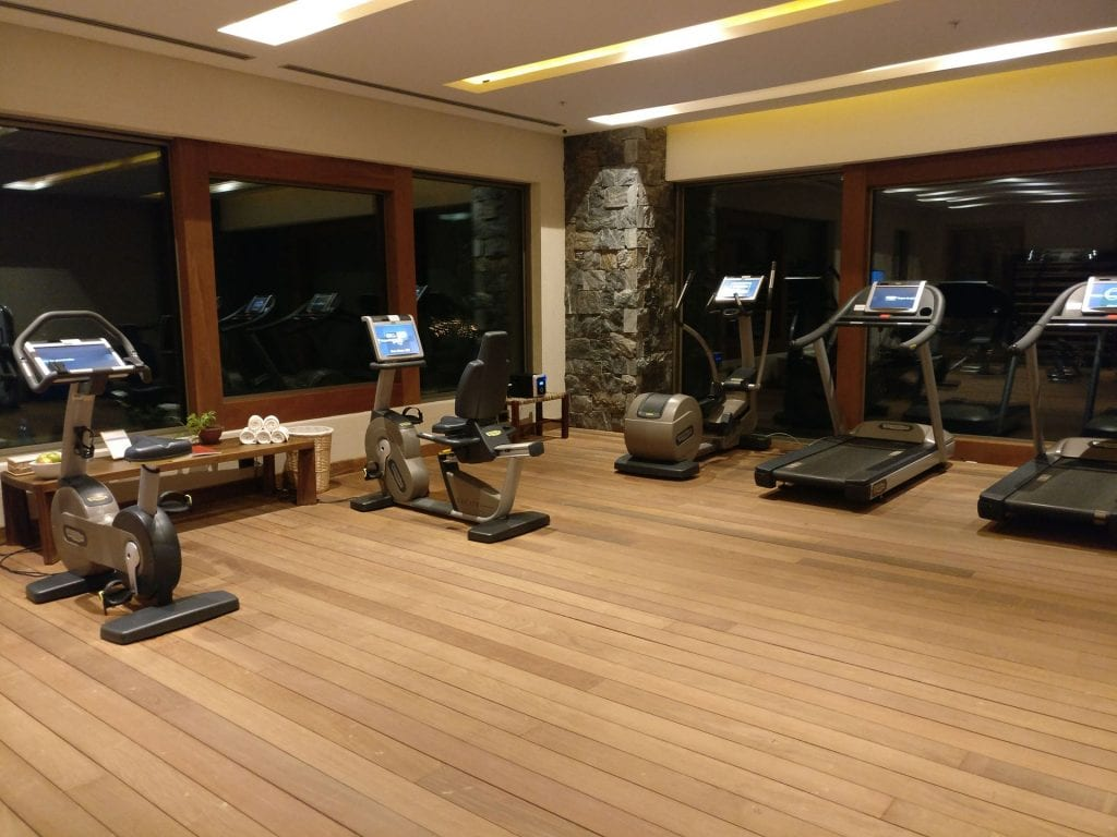 Arakur Resort Ushuaia Gym