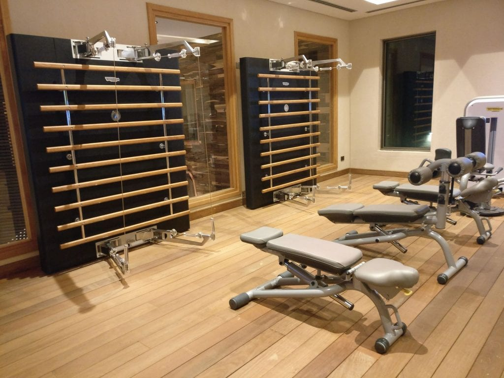 Arakur Resort Ushuaia Gym 2