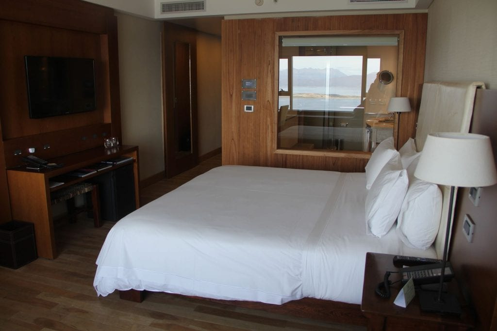 Arakur Resort Ushuaia Sea View Room 2