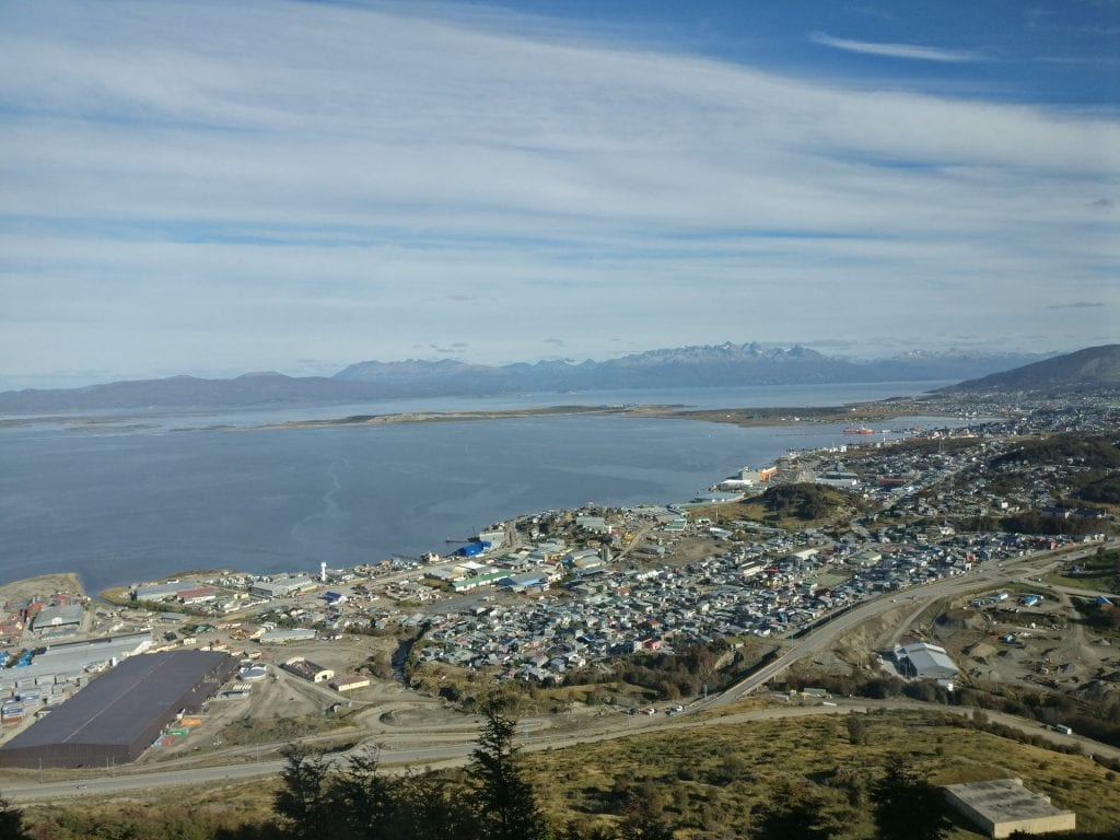 Arakur Resort Ushuaia Sea View Room View