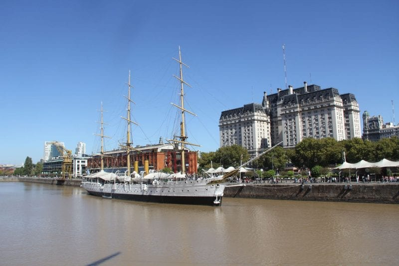 Buenos Aires Puerto Madero 7