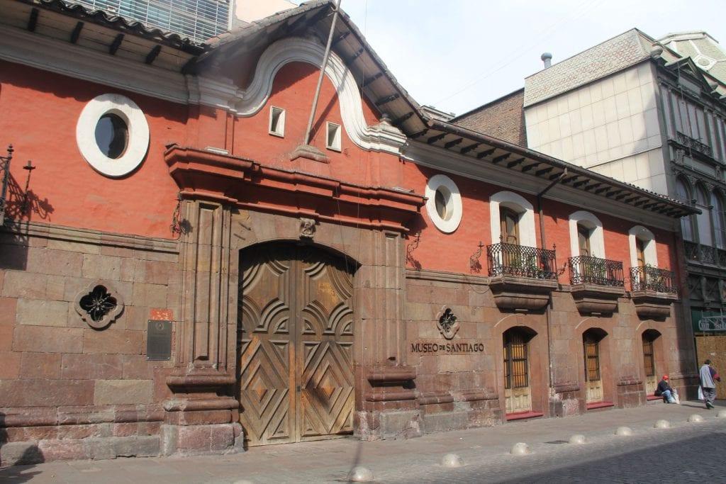 Casa Colarada Santiago de Chile