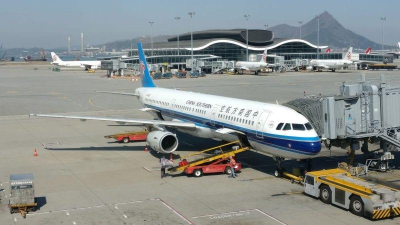 China Southern Airbus A321