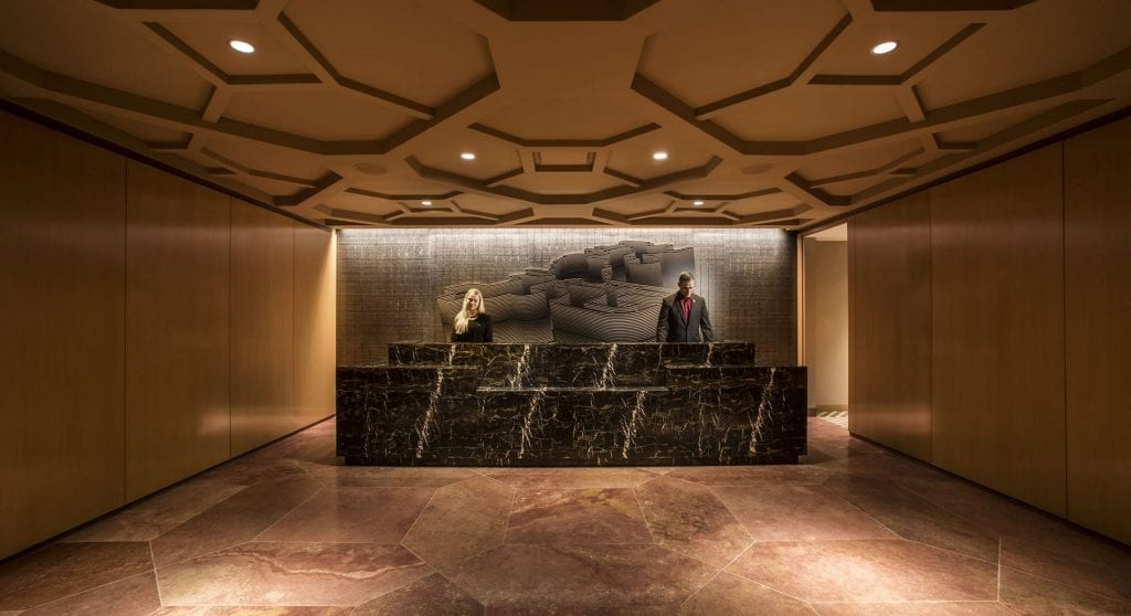 Conrad Chicago Lobby