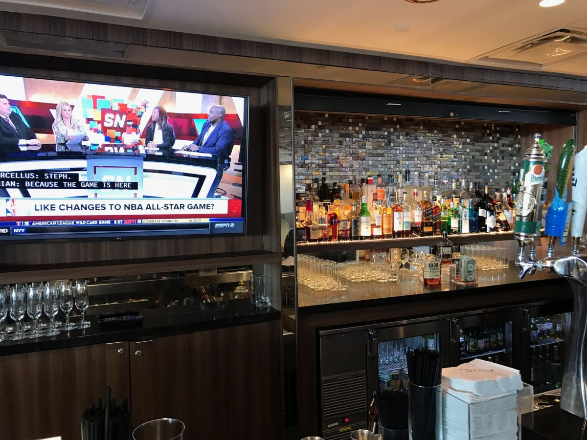 Delta Sky Club Atlanta B18 Bar 3