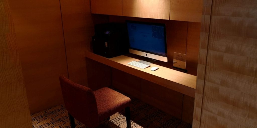 Double Tree Johor Bahru Executive Lounge Mac