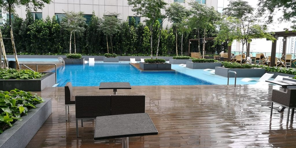 Double Tree Johor Bahru Pool