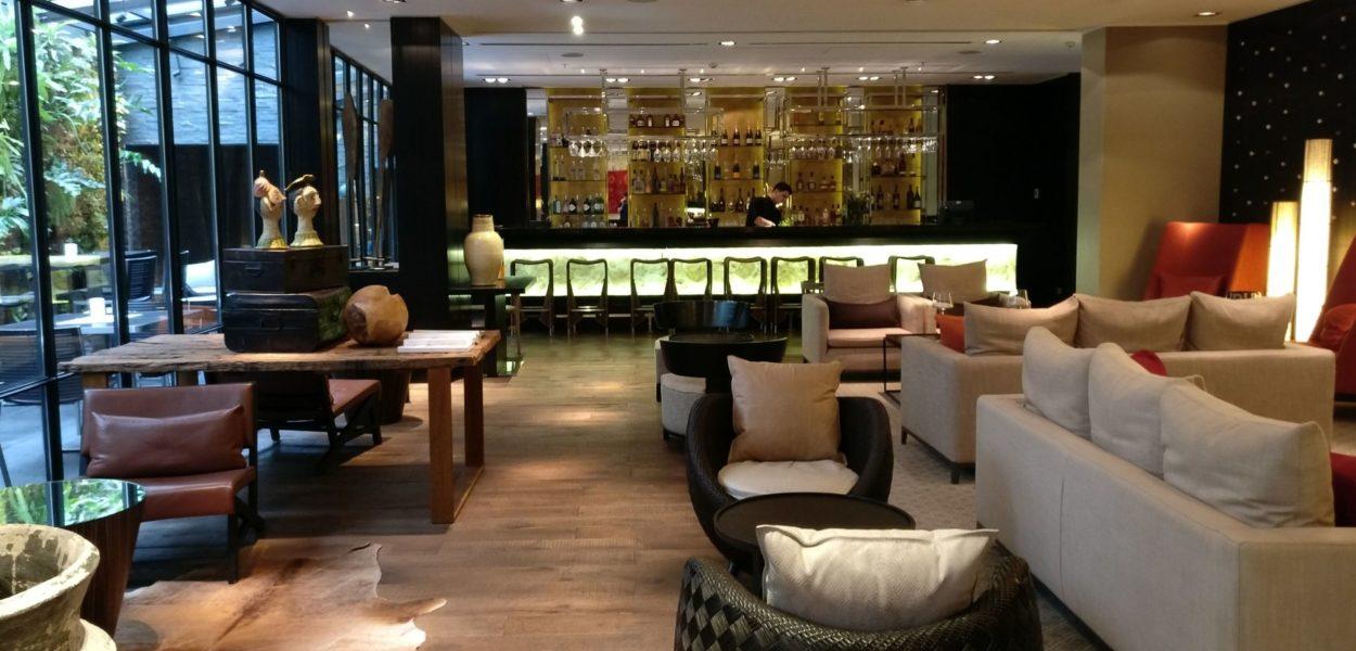DoubleTree Santiago Vitacura Bar