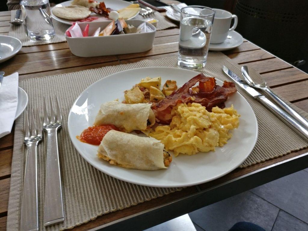 DoubleTree Santiago Vitacura Breakfast 10