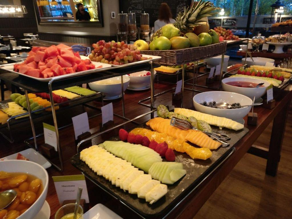 DoubleTree Santiago Vitacura Breakfast 2