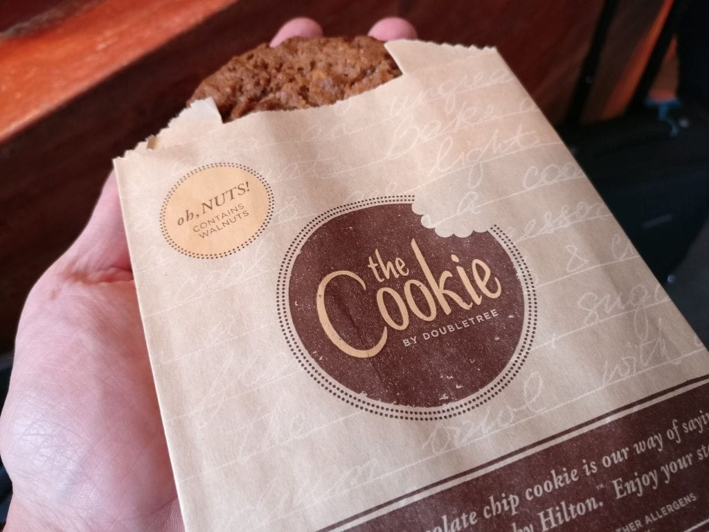 DoubleTree Santiago Vitacura Cookie