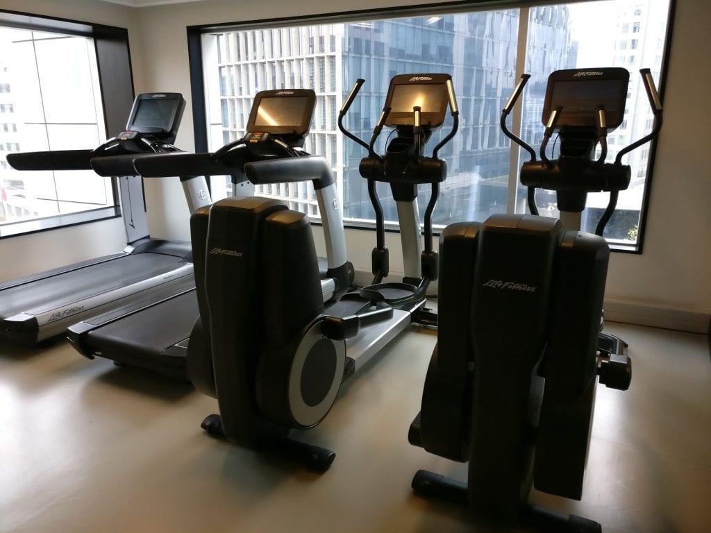 DoubleTree Santiago Vitacura Gym