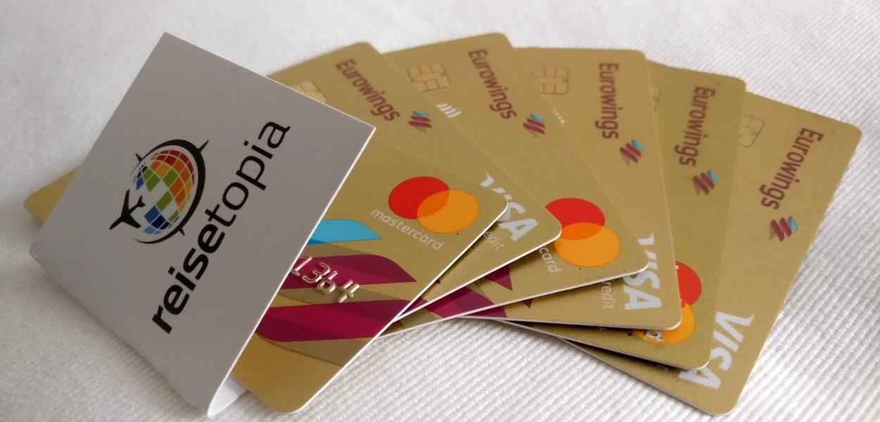 Eurowings Kreditkarten Gold 2