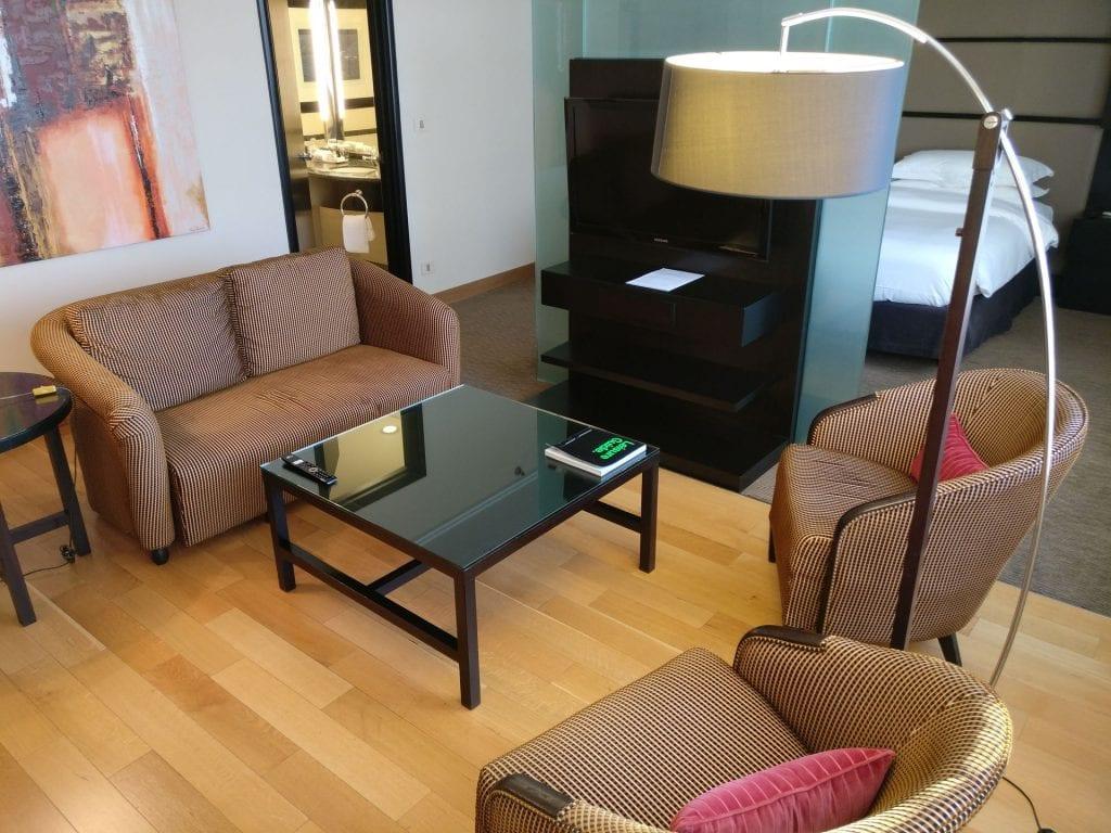 Hilton Buenos Aires Executive Junior Suite 11