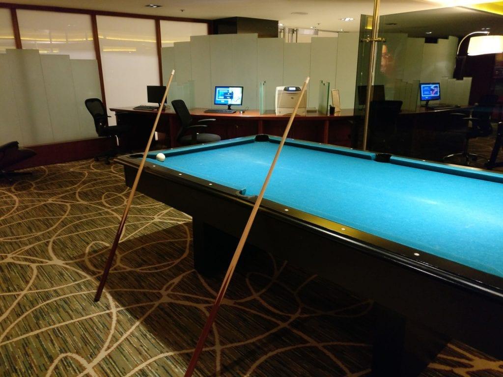 Hilton Buenos Aires Executive Lounge 2