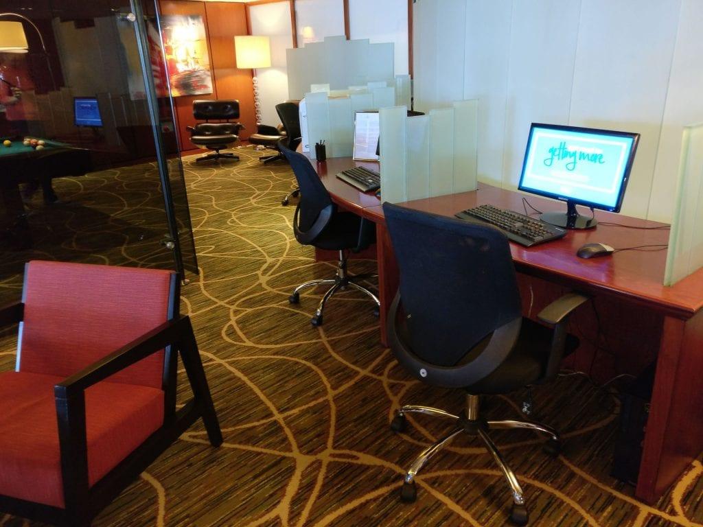 Hilton Buenos Aires Executive Lounge 4