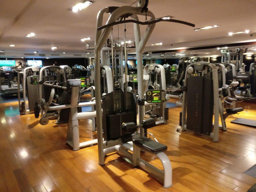 Hilton Buenos Aires Gym
