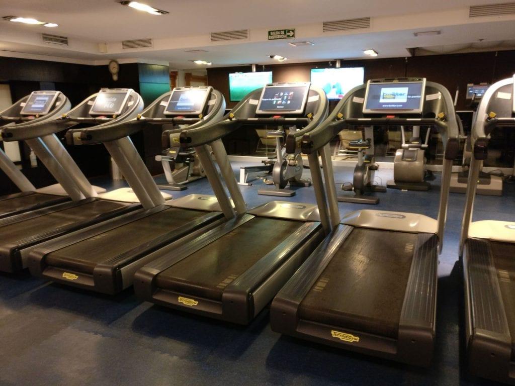 Hilton Buenos Aires Gym 3