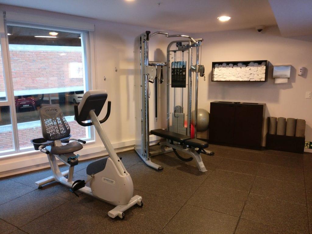 Hilton Garden Inn Montevideo Gym 2