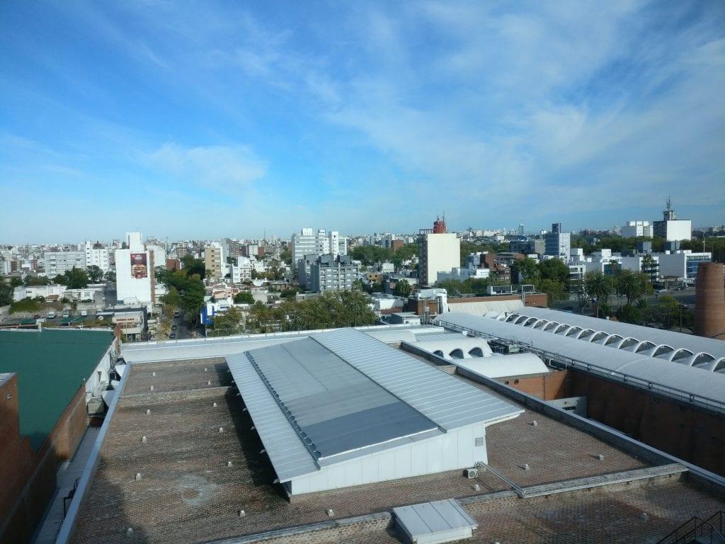 Hilton Garden Inn Montevideo King Room View