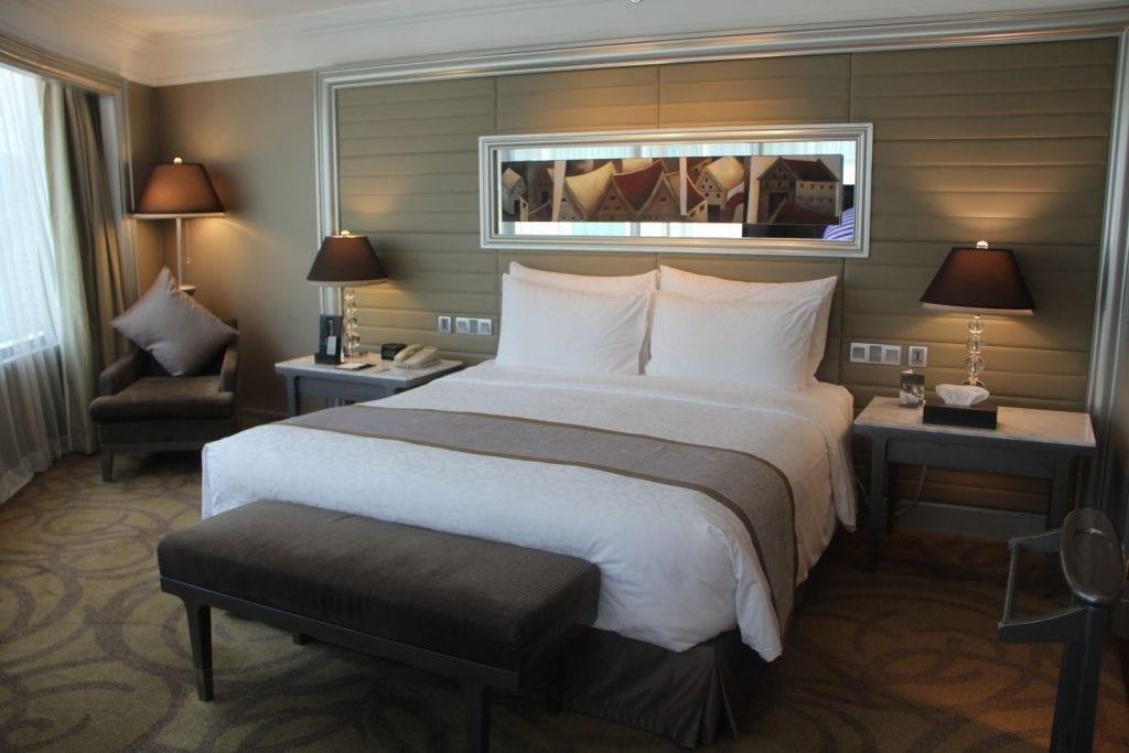 InterContinental Bangkok Corner Suite