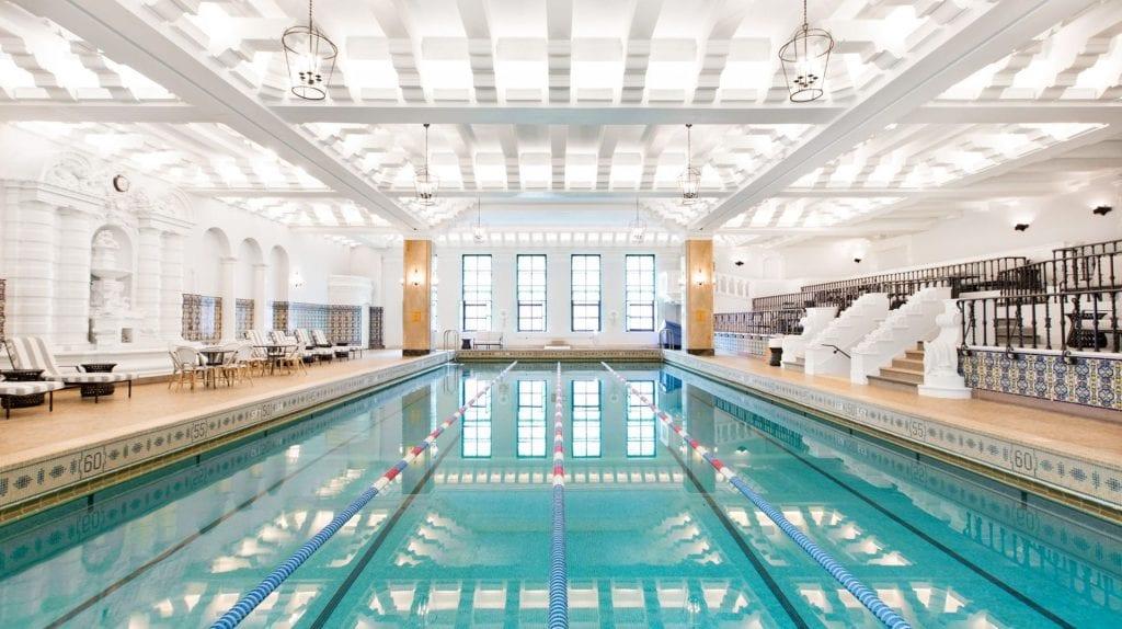 InterContinental Chicago Pool