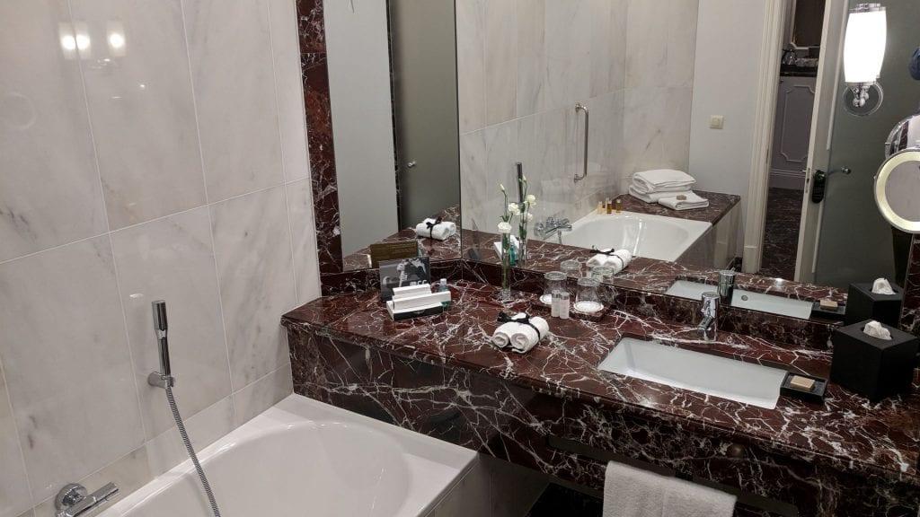 InterContinental Porto Badezimmer