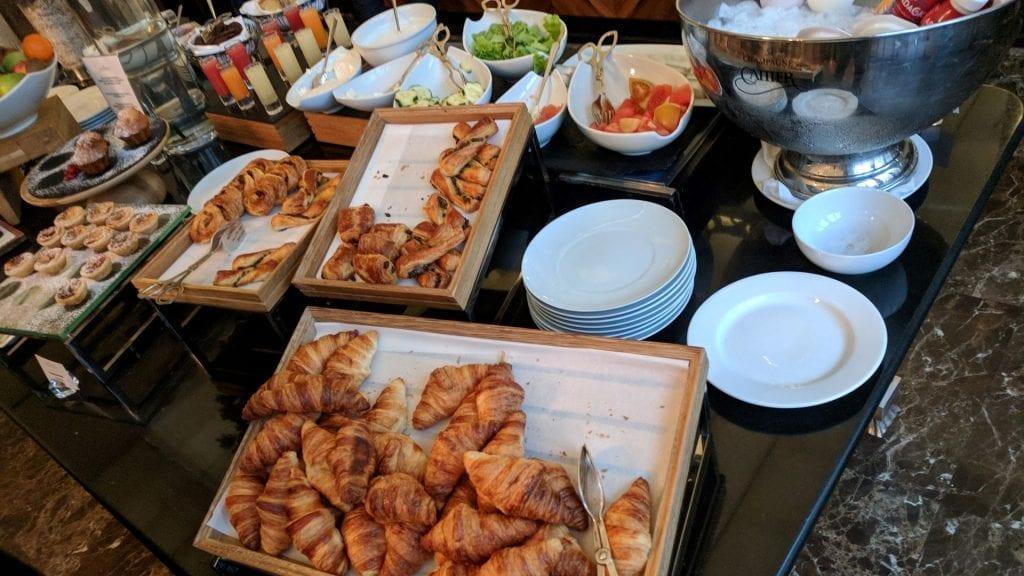InterContinental Porto Frühstück