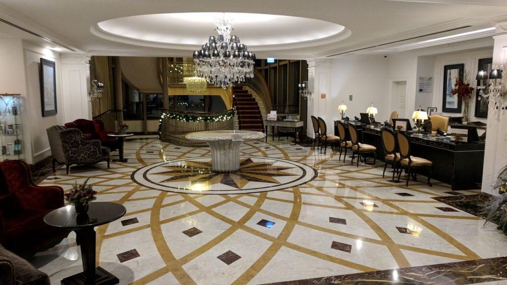 InterContinental Porto Lobby