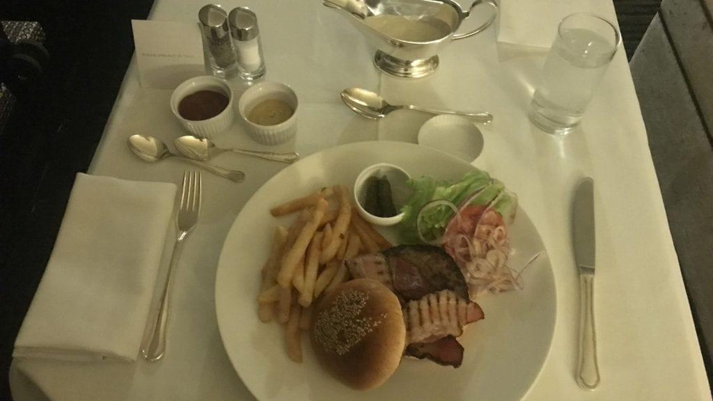 Intercontinental tokyo bay Room service