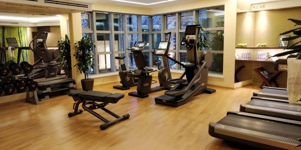 Kempinski Hotel Corvinus Budapest Fitness