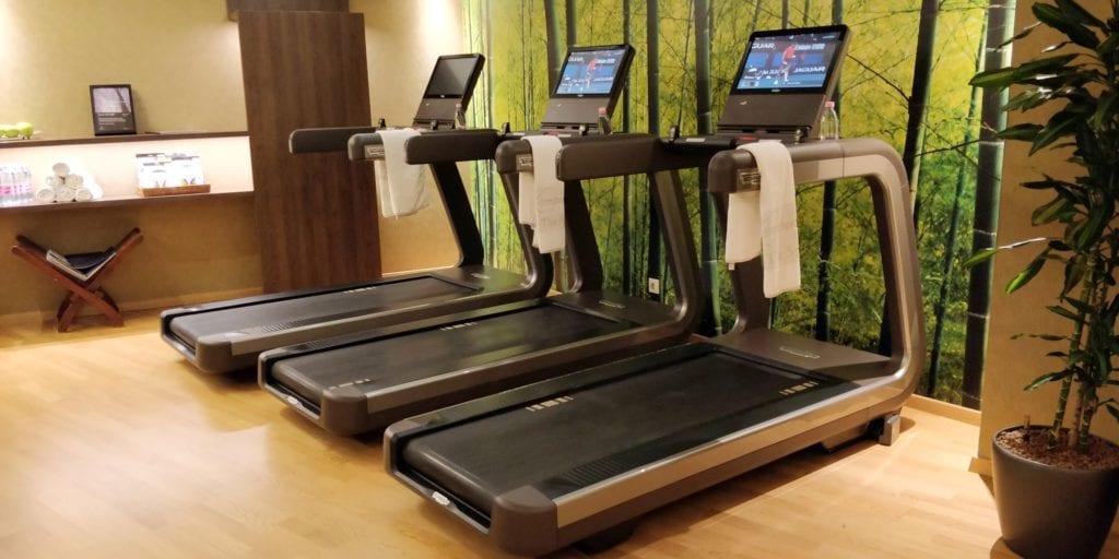Kempinski Hotel Corvinus Budapest Fitness 2