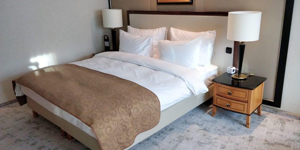 Kempinski Hotel Corvinus Budapest Premium Deluxe Zimmer 3