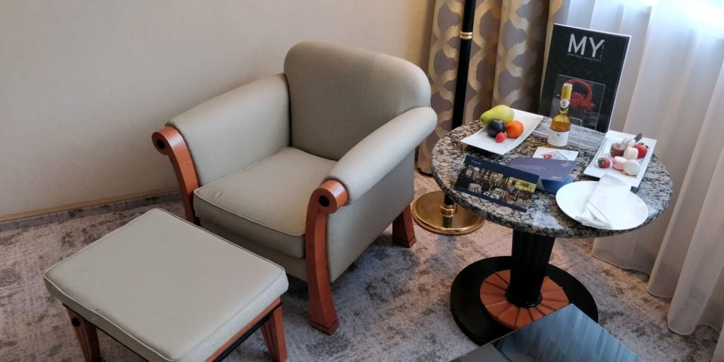 Kempinski Hotel Corvinus Budapest Premium Deluxe Zimmer 6