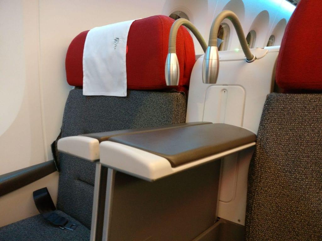 LATAM Business Class Boeing 787 9 Seat 11
