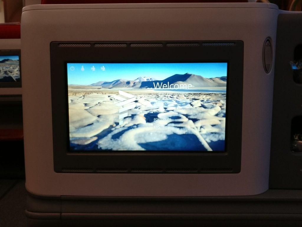 LATAM Business Class Boeing 787 9 Seat 5