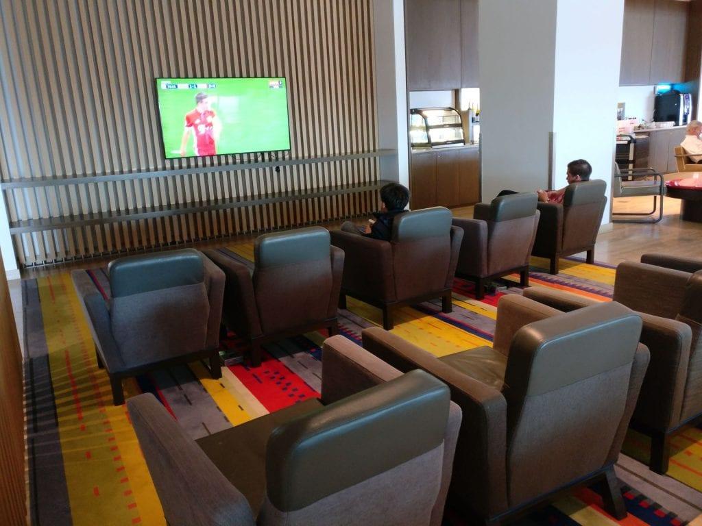 LATAM Lounge Santiago Seating 3