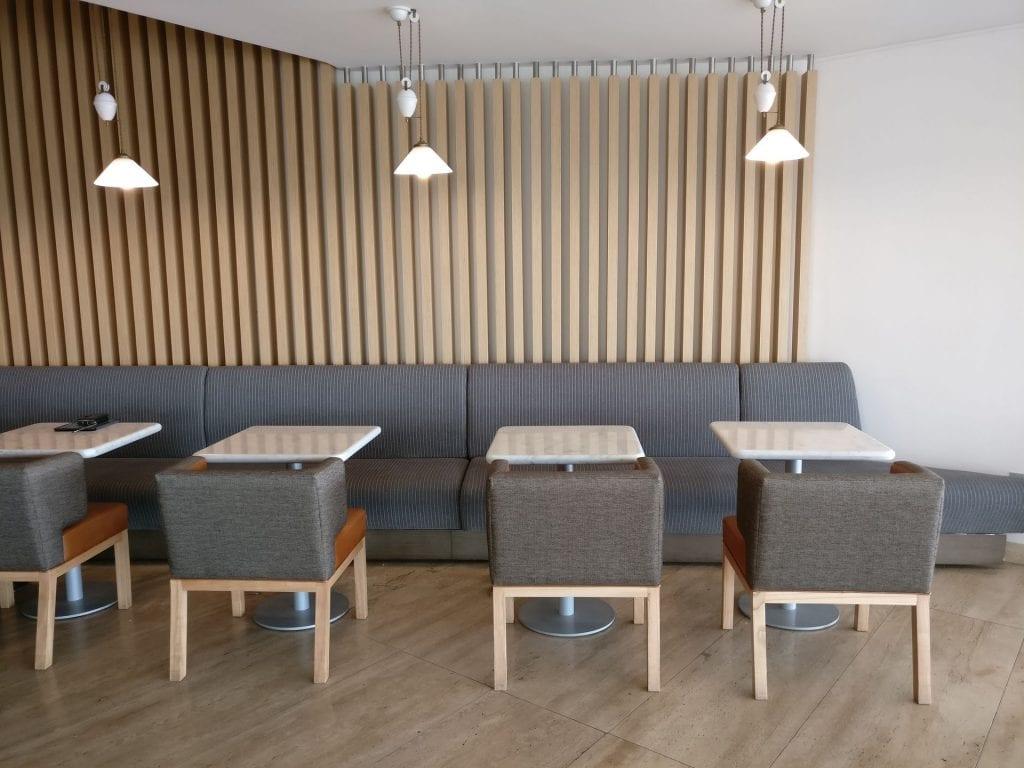LATAM Lounge Santiago Seating 8