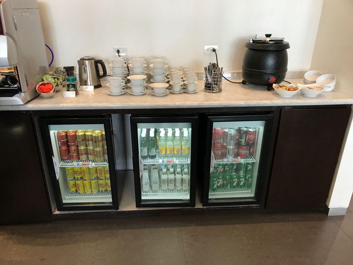 Latam Lounge Bogota Buffet 3