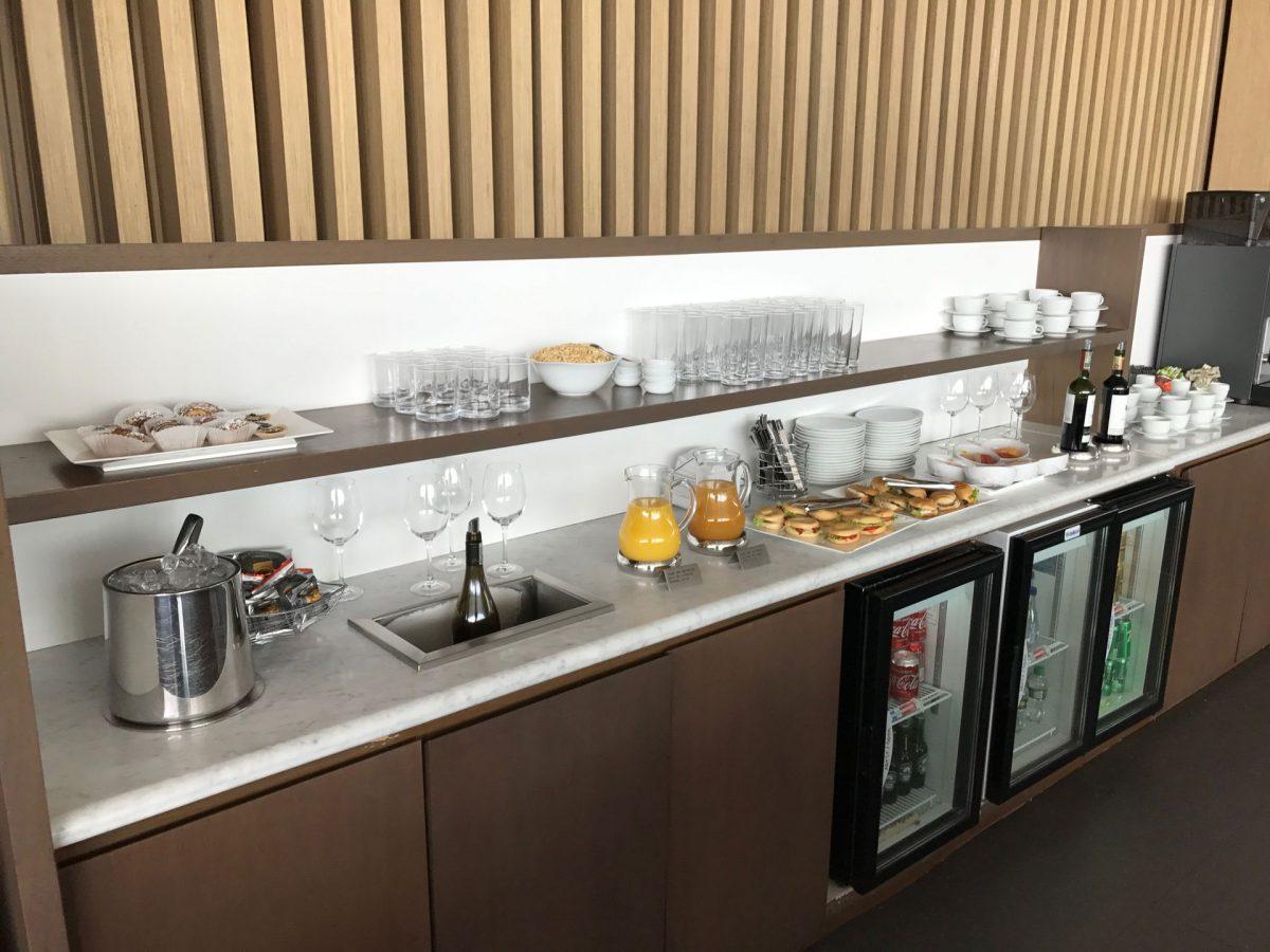 Latam Lounge Bogota Buffet 5