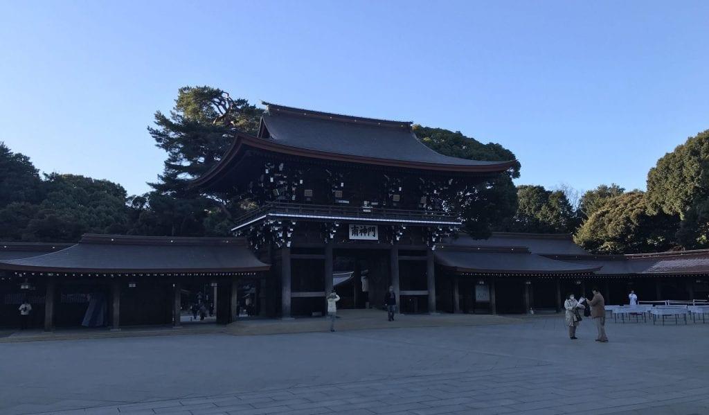 Meji Schrein Tokio