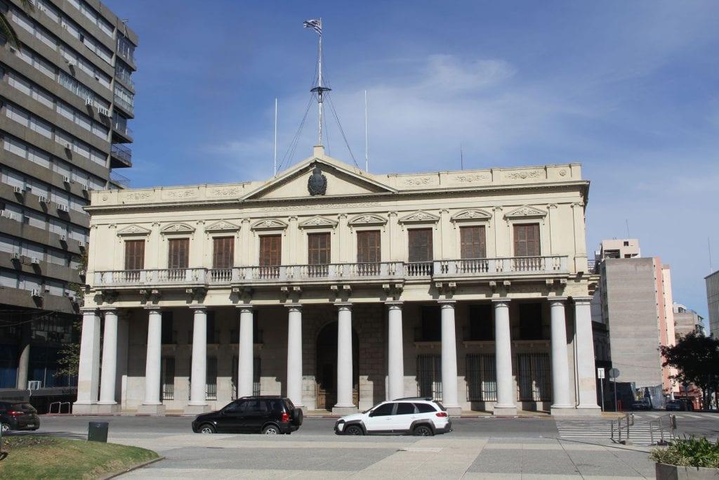 Montevideo Casa de Gobierno