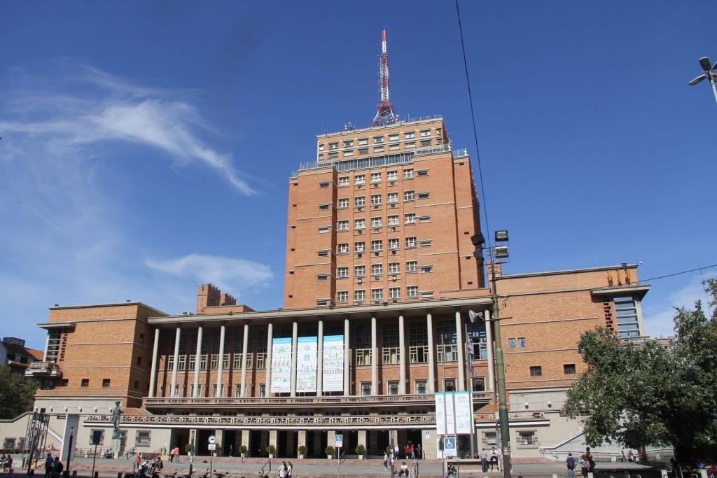 Montevideo Palacio Municipal