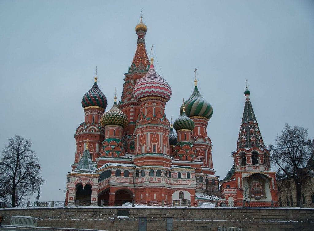 Moskau Russland Einreisebestimmungen 1