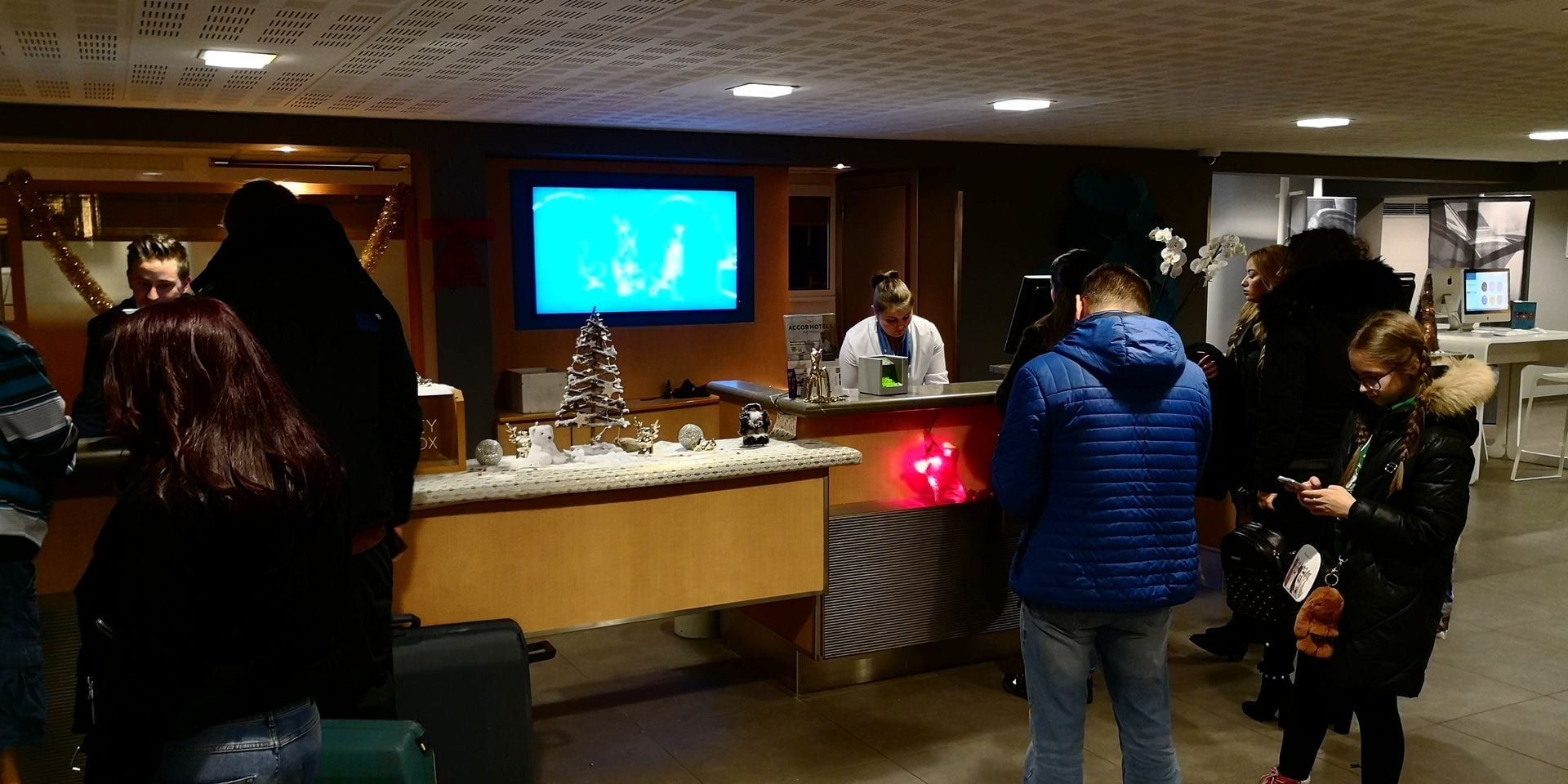Hotel Novotel Brussels Airport