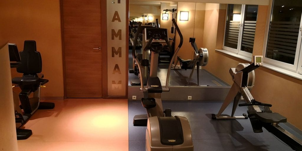 Novotel Brussels Airport Fitness