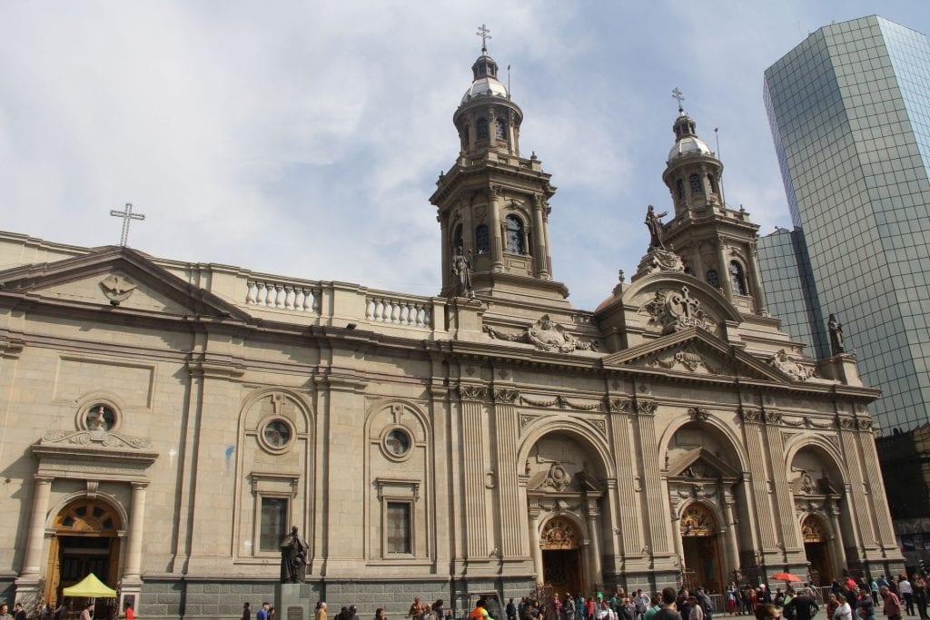 Plaza de Armas Santiago de Chile 2