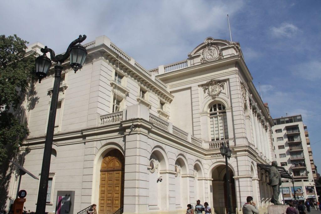 Santiago de Chile Innenstadt 2