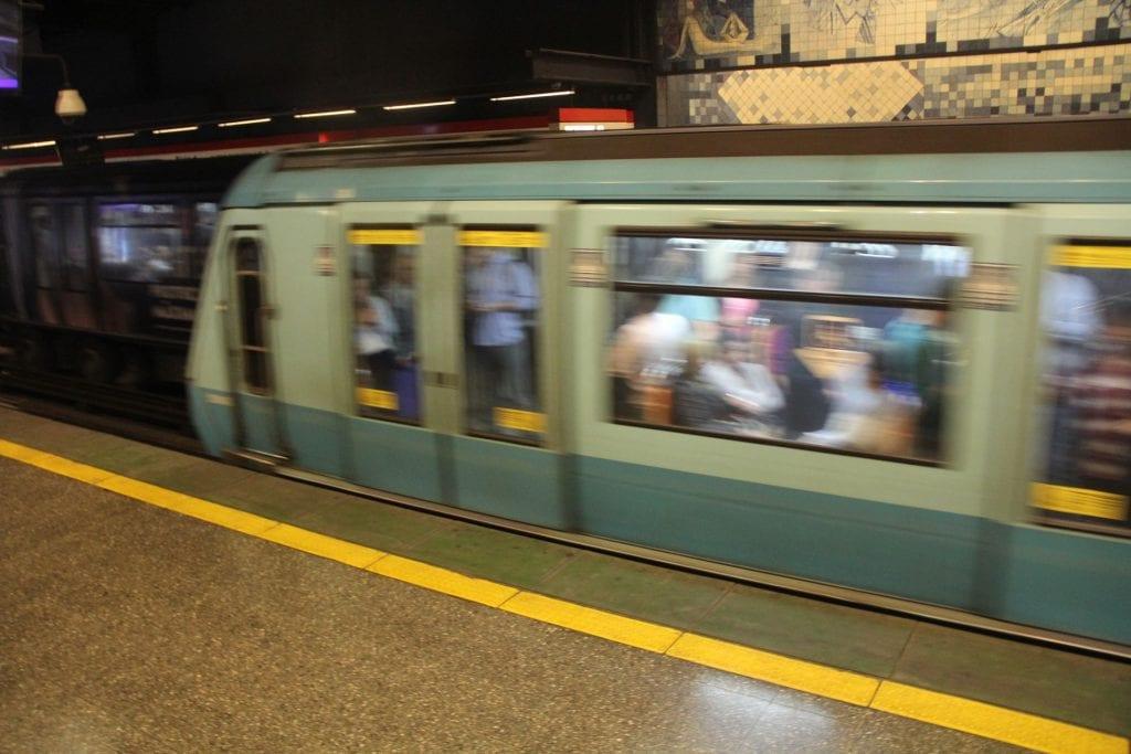 Santiago de Chile Metro